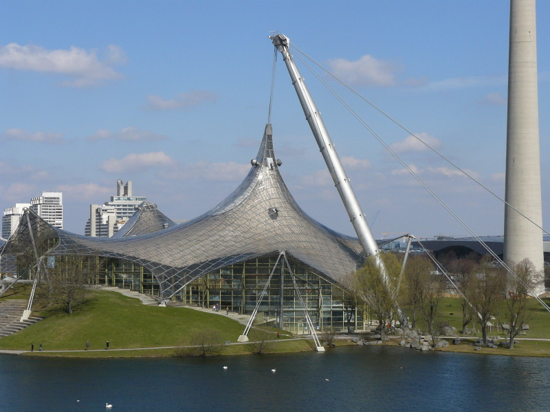 Munich - Olympic Schwimming Halle