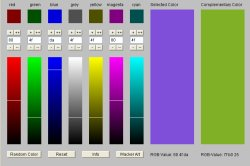 Wacker Art RGB Color Mixer